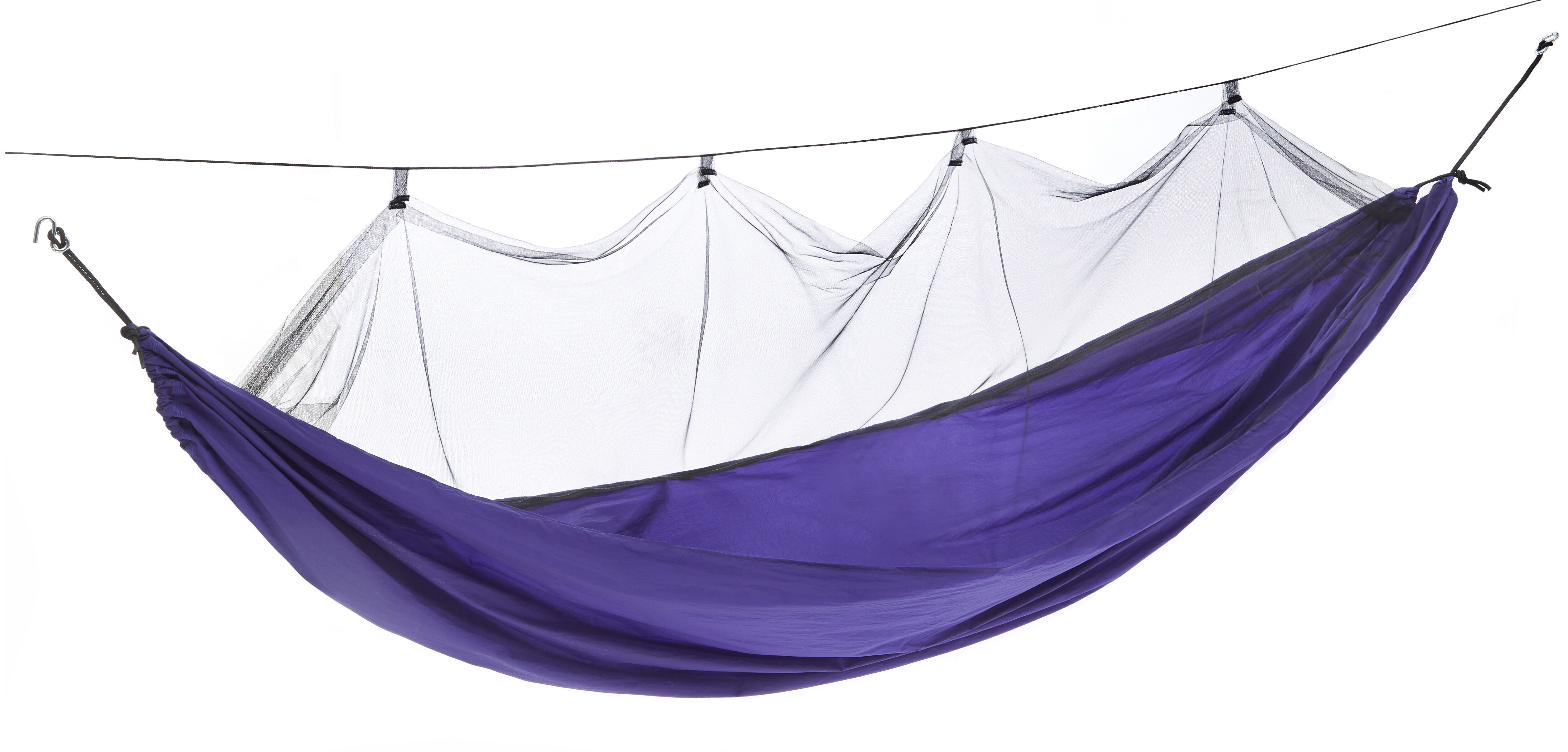 Campz Nylon Mosquito Net Hammock Ultralight Violett Campz At